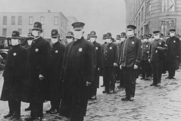 Seattle-i rendőrök 1908-ban