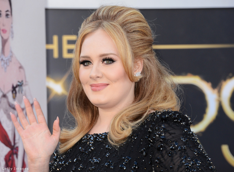2013, Adele 25 évesen