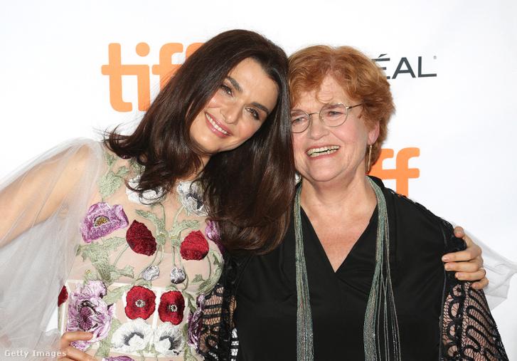 Rachel Weisz és Deborah Lipstadt