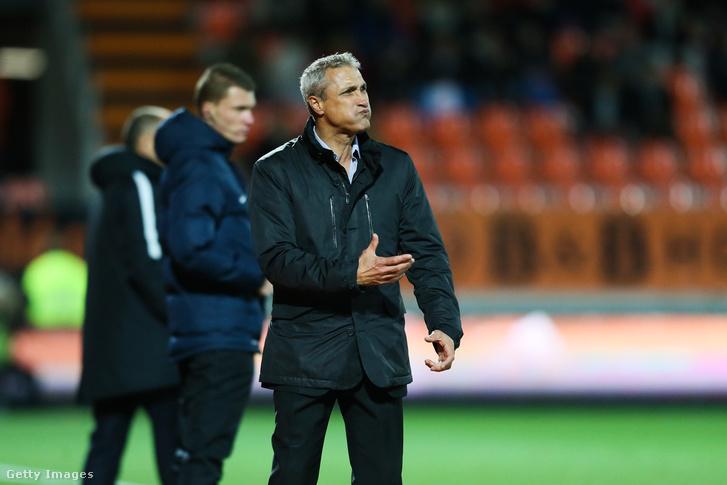Bernard Casoninak nem volt oka örülni az AS Monaco elleni meccsen