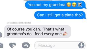 Küldök egy képet, akkor majd elhiszed, hogy én vagyok a nagymama