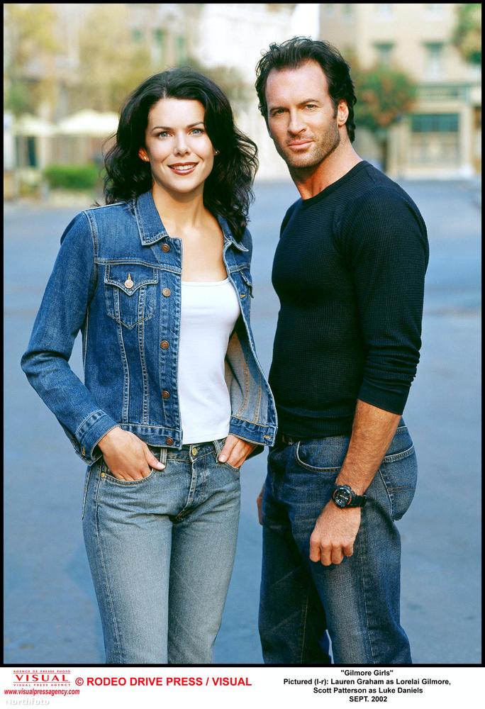 Lorelai és LukeLuke-ról nem is olyan régen tudtuk meg, hogy úgy volt, benne se lesz a sorozatban