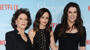 Elérkezett a nagy nap: Gilmore Girls a vörös szőnyegen