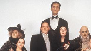 Így néznek ki az Addams Family tagjai 25 évvel az első film után