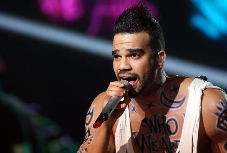 Talán nem veszi észre, de a tavalyi Eurovíziós dalversenyen Kállay-Saunders haja nem egyszerűen tornyosult