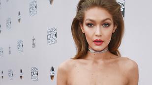 Gigi Hadid bocsánatot kért Melania Trumptól