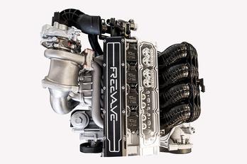 Kiderült, mit tud a vezérműtengely nélküli motor