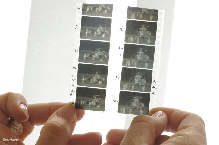 Nyolc képkocka az eseményről