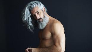 10 instagramozó, aki nagyon szexin őszül