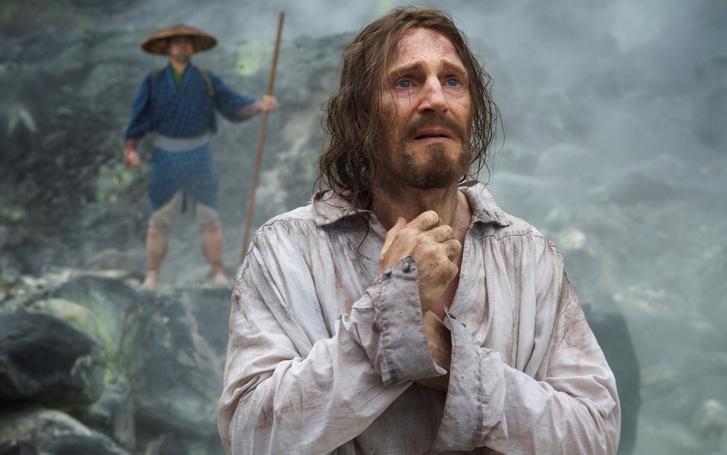 Liam Neeson a Némaság című filmben