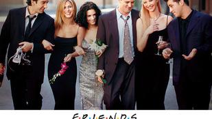 A Jóbarátok szereplői utálták a sorozat főcímdalát
