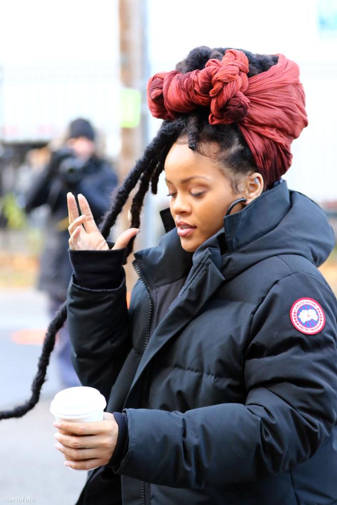 Rihanna?