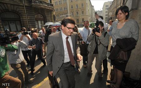 Veres János volt pénzügyminiszter