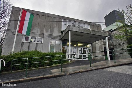 A Diana Utcai Általános Iskola és Gimnázium épülete (Fotó: Huszti István)
