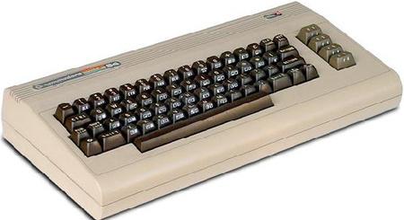 Az eredeti Commodore 64