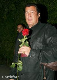 Steven Seagal 2009 szeptemberében Hollywoodban