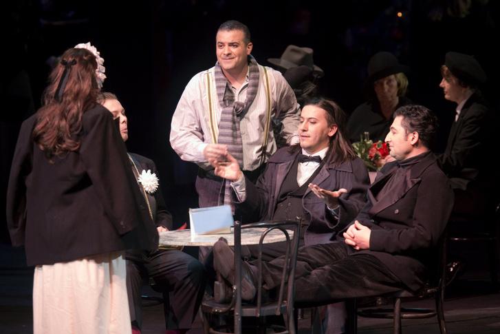 Gaston Rivero - Puccini: Bohémélet
