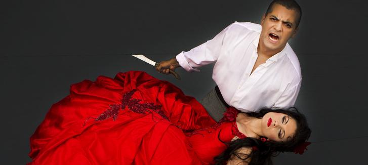 Gaston Rivero - Bizet: Carmen