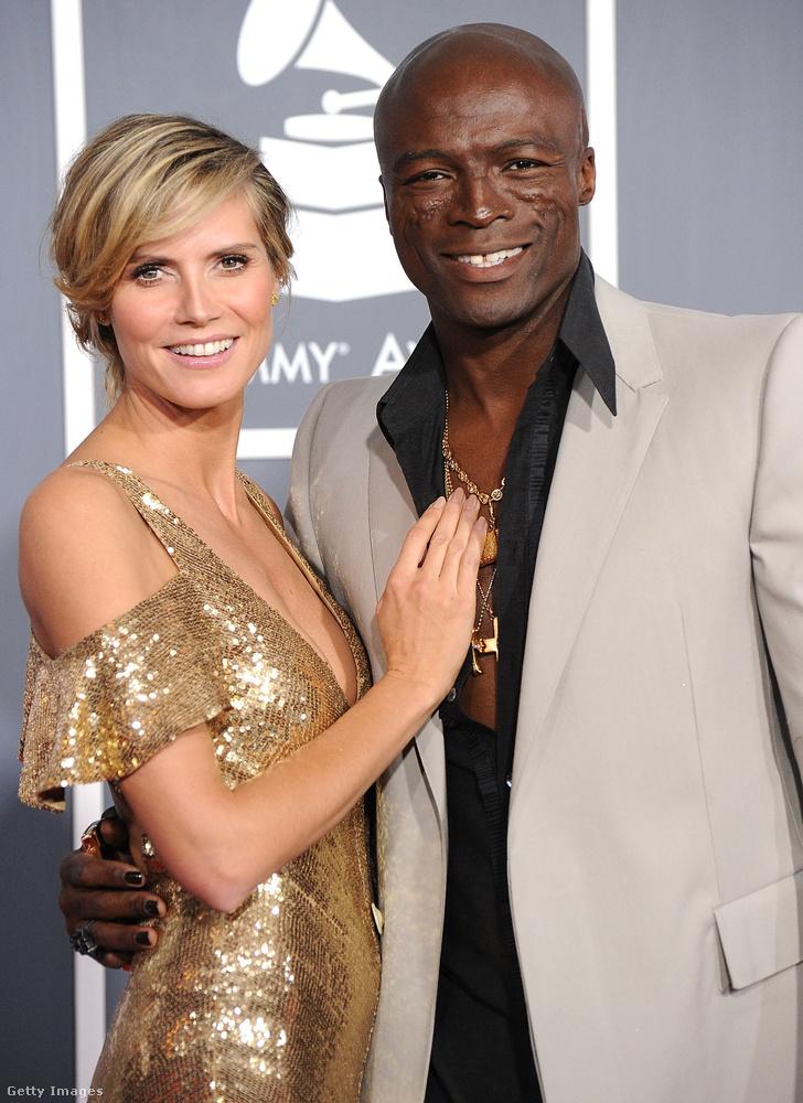 2012 januárjában robbant ki a hír, hogy Heidi Klum és Seal válnak