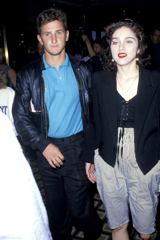 Noha Sean Penn szerint Madonnával két év alatt is kész rémálommá vált a házassága, állítólag az őrületbe kergették egymást