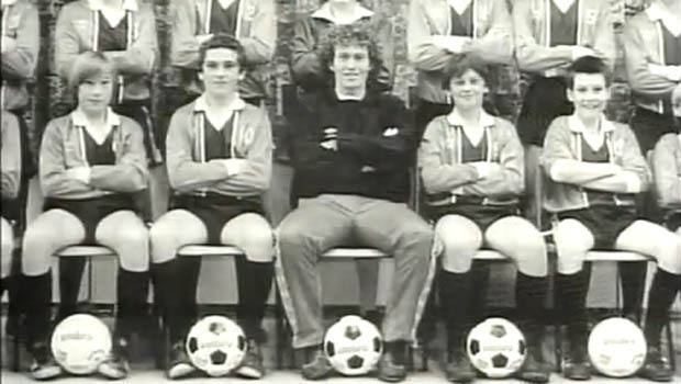 Barry Bennell a 80-as években