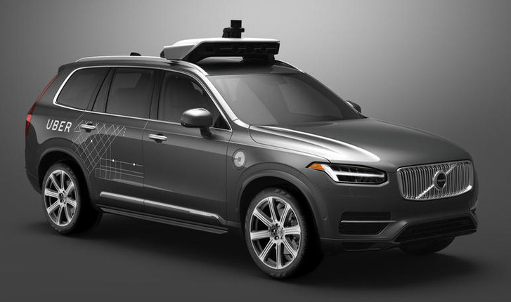 194846 volvo cars an uber join forces to develop autonomous driv