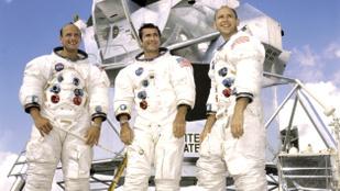 Tudta ön, hogy az Apollo-12 űrhajósai Playboy-nyuszikat vittek a Holdra?