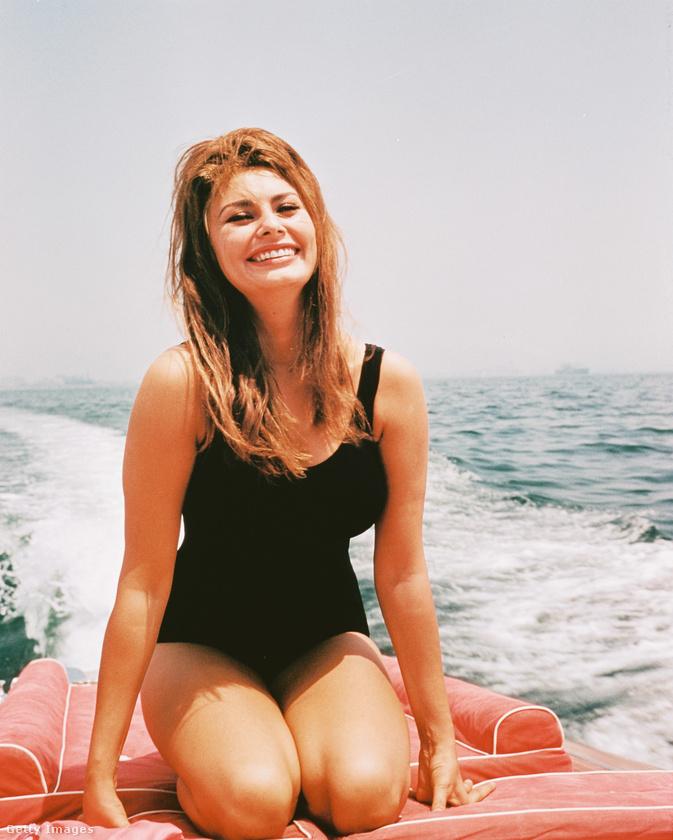 Sophia Loren 1965-ben nem mutatott sokat magából, de mennyire boldog volt ő is!