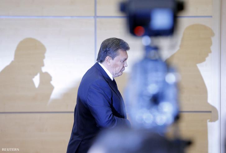 Viktor Janukovics