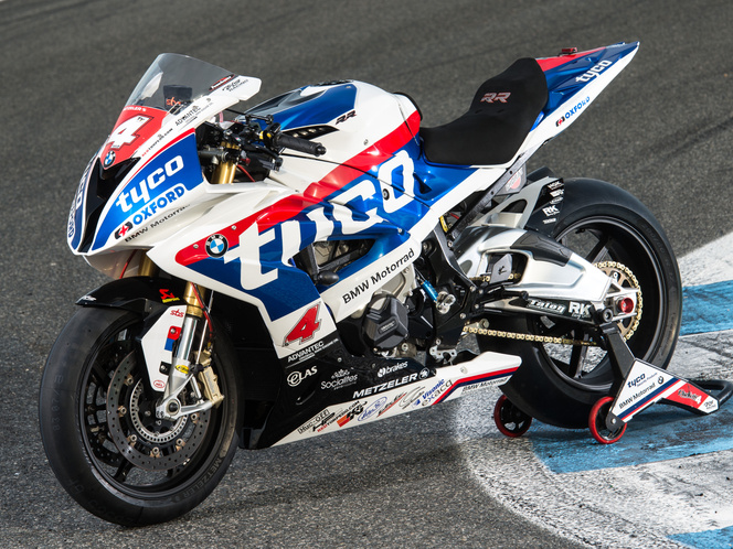 Hutchy Superstock S 1000 RR-je