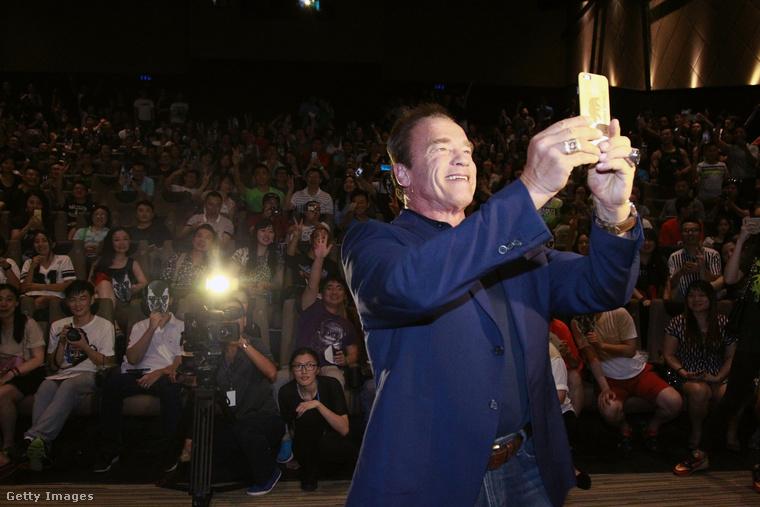 Arnold Schwarzenegger                         Ő is egy igazi polihisztor: testépítőként kezdte, Golden Globe-díjas színészként, majd üzletemberként folytatta, végül Kalifornia 38