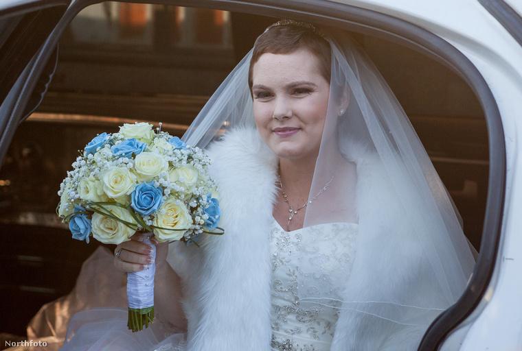 A két 17 éves fiatal esküvője a múlt hét pénteken volt.