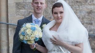 A lány halálos beteg, nem várhattak az esküvővel