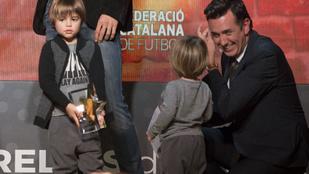 György herceg kihívóra talált Shakira gyerekeiben