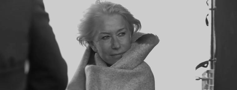 Ilyen lesz a 2017-es Pirelli-naptár, amiben Helen Mirren is szerepel.