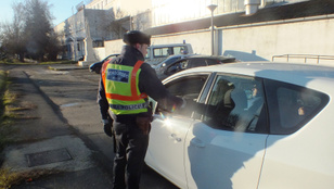 Tudta, milyen az, amikor finn módszerrel ellenőrzik a rendőrök?