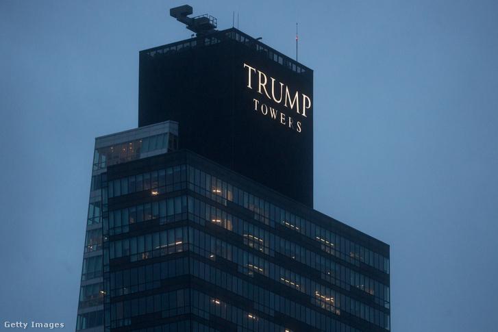 A New York-i Trump Torony
