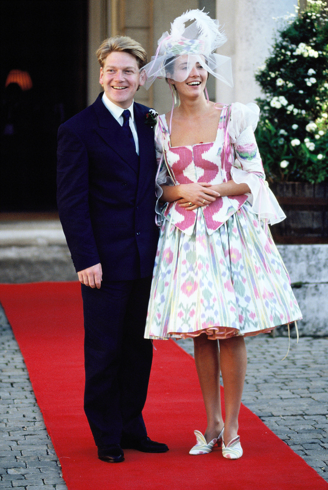Emma Thompson ma nem valószínű, hogy ismét az 1989-es esküvői ruháját választaná