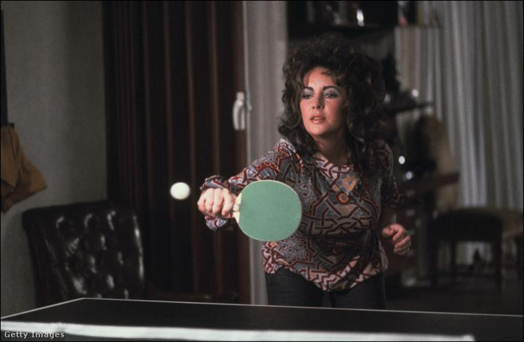 Liz Taylor is szerette játékos dolgokkal elütni az időt két filmforgatás között