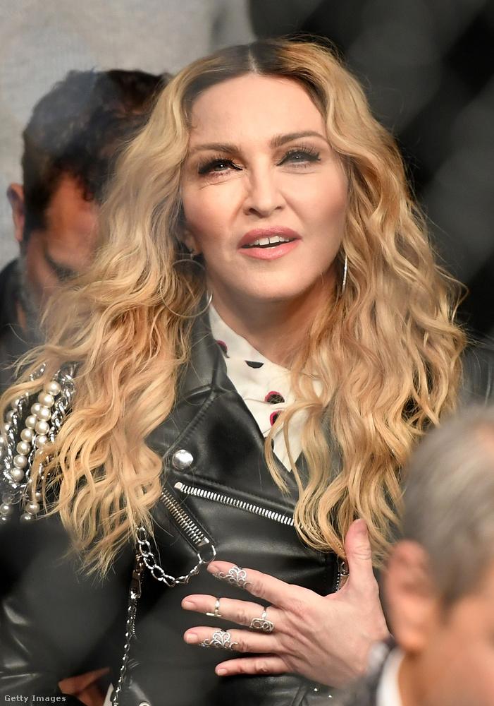 Madonna tényleg örök fiatal