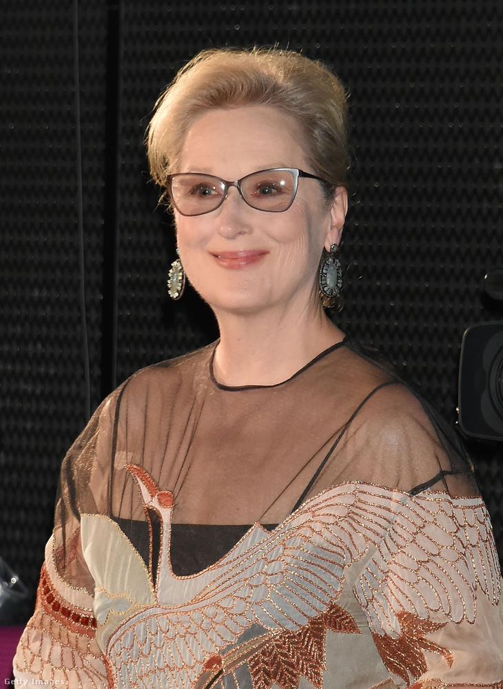 Tényleg nem lehet mindenki Meryl Streep