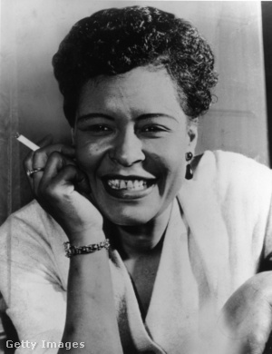 Billie Holiday 1959-ben