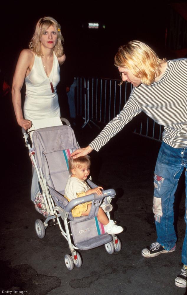 Kurt Cobain sem volt mindig az az introvertált és dühös arc, akit a Nirvana-koncertekről és a videoklipekben láthattunk