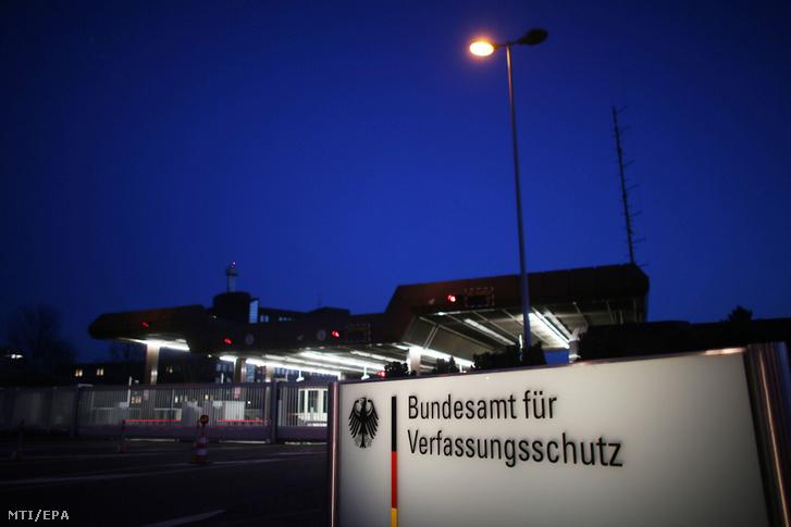 A német szövetségi alkotmányvédelmi hivatal (BfV) kölni hivatala