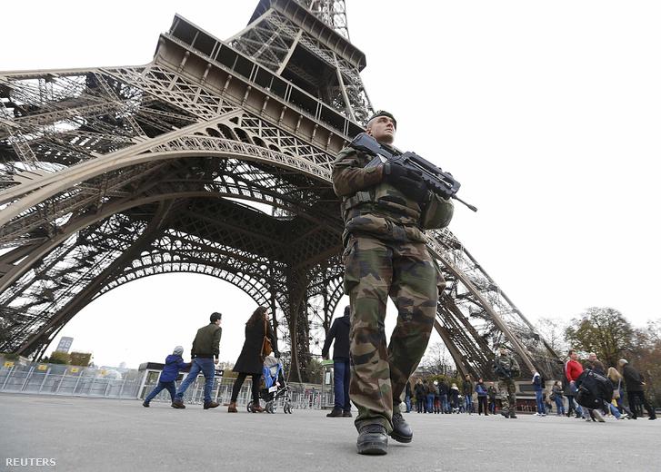 A párizsi terrortámadást követően megrendült a közbiztonságba vetett hit