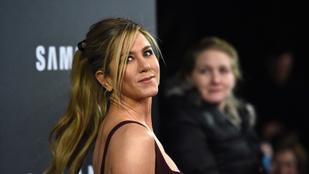 Jennifer Aniston szerint nem lesz újra Jóbarátok
