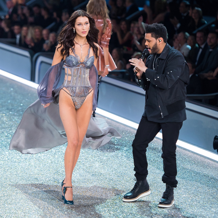 Bella Hadid-ot hiába zavarja The Weeknd stírölése, még pár órán át nem szabadul tőle, az tuti