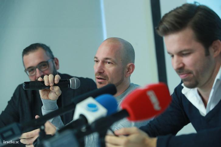 Rákóczi Ferenc, Vadon János és Sebestyén Balázs