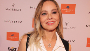 Ön hány évesre saccolná ezt az olasz színésznőt?