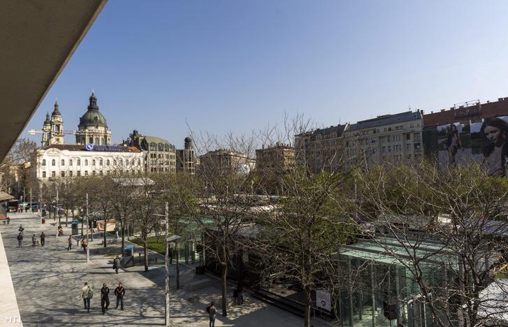 Az Erzsébet téri Kulturális Központ és Park